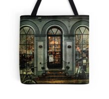 Art Deco Facade Tote Bag