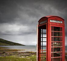 Island Phone by JayteaUK