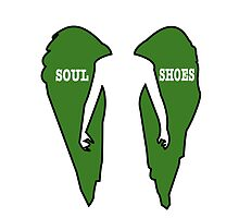 Soul Shoes Logo by Kory Richardson