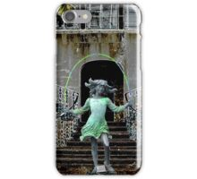 Ghost in a Madeira Mansion iPhone Case/Skin