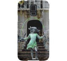 Ghost in a Madeira Mansion Samsung Galaxy Case/Skin