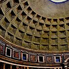 PANTHEON AT NOON by Thomas Barker-Detwiler