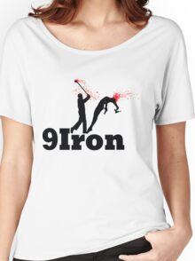 9 IRON Women's Relaxed Fit T-Shirt