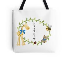 Matthew - Nursery Names Tote Bag