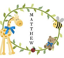 Matthew - Nursery Names by mezzilicious