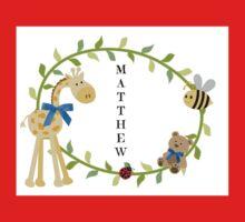 Matthew - Nursery Names One Piece - Long Sleeve