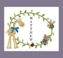 Matthew - Nursery Names Kids Tee