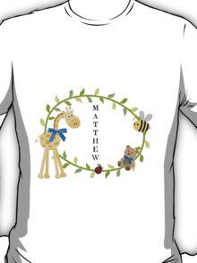 Matthew - Nursery Names T-Shirt