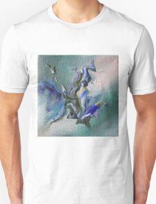 """Freshair"" original abstract artwork Unisex T-Shirt"