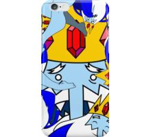 An Ode to the Ice King iPhone Case/Skin