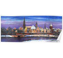 Germany Ulm 06 Poster