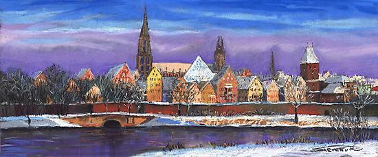 Germany Ulm 06 by Yuriy Shevchuk