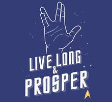 Live Long and Prosper - Leonard Nimoy - Star Trek - in Colours T-Shirt