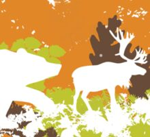 Hunters Sticker