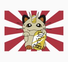 Payday Cat 2.0: Rising Sun! by merimeaux