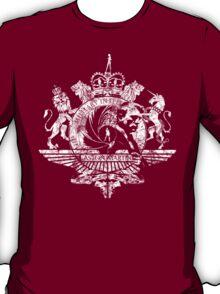 50th Anniversary Secret Agent Tee_WHITE (weathered/grunge) T-Shirt
