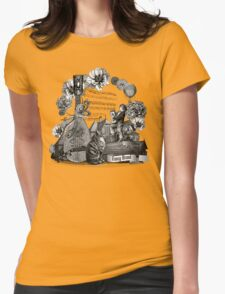 Street Music by Fancy Brand Womens Fitted T-Shirt