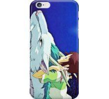 Spirited Away Chihiro/Haku iPhone Case/Skin