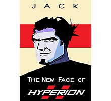 The New Face of Hyperion Photographic Print