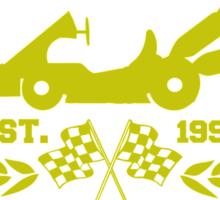 Driver academy Sticker