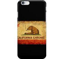 CALIFORNIA CHRONIC - Vintage iPhone Case/Skin