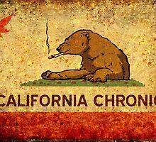 CALIFORNIA CHRONIC - Vintage by JamesChetwald
