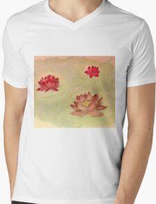 Three Lotus Flowers T-Shirt