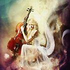 ISRAFEL - Engel der Musik - Angel of Music by scatharis