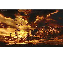 Nuclear Horizon Photographic Print