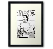 Series Leader, Womens Elite Framed Print
