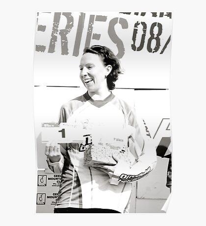 Series Leader, Womens Elite Poster