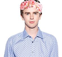 Freddie Highmore by MarvelousPayton