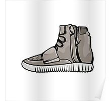 Yeezy Boost Poster