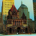 Welcome to Boston by LudaNayvelt