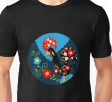 Rooster from Portugal Unisex T-Shirt
