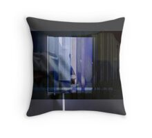 Up and down 1 Throw Pillow