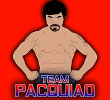 Manny Pacquiao - Team Pacquiao by liam175