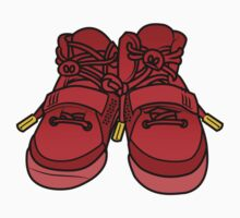 Yeezy Red October by wup66