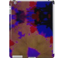 Flowing Dye iPad Case/Skin