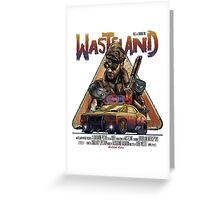 Wasteland / Interceptor Greeting Card