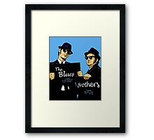 The Blues Brothers Framed Print