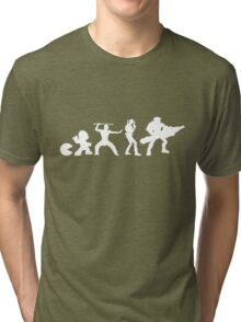 Evolutionary Tri-blend T-Shirt