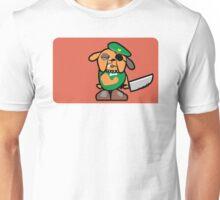 Bull Dog Commando Unisex T-Shirt