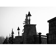Dark Mystery Photographic Print