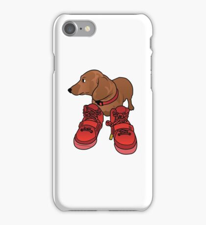 Jeff in Red Octobers Toon iPhone Case/Skin