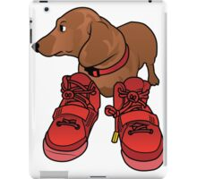 Jeff in Red Octobers Toon iPad Case/Skin