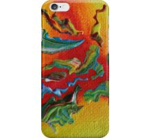 """Intrepid"" original abstract artwork iPhone Case/Skin"
