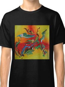 """Intrepid"" original abstract artwork Classic T-Shirt"