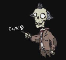 E = MC scared by InkRain