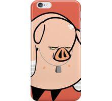 Big Pork Commando iPhone Case/Skin